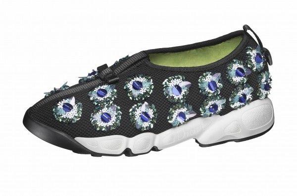 Dior Fusion Sneaker (Black/White) - Futuristische schoenen Dior - Nieuws - Fashion