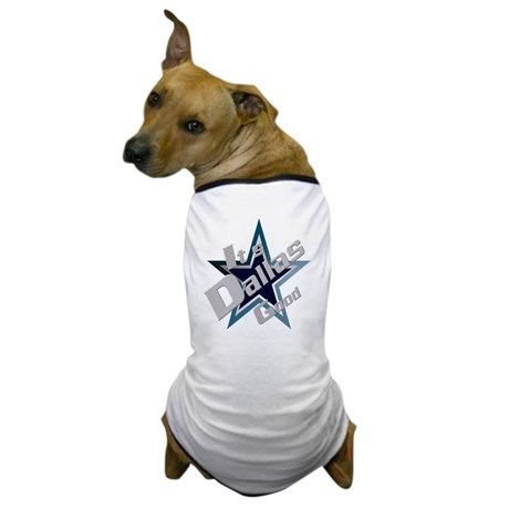 Dallas Dog T-Shirt on CafePress.com