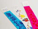 Kids Wristbands for ID