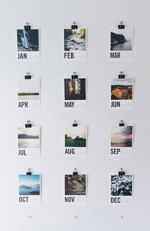 Diy Calendar Wall Art : Best diy room decor tumblr ideas on pinterest