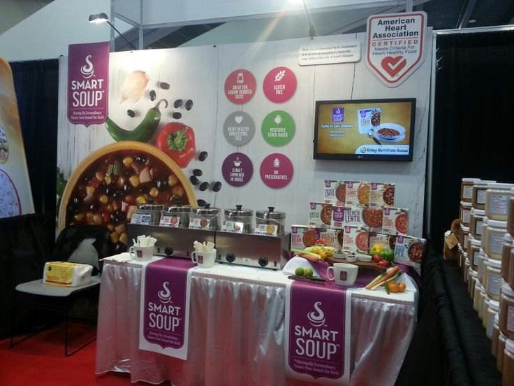 ANNOUNCEMENT | We are LIVE! Come try our soups at booth #4039 in the SOUTH Hall of the Moscone Center Downtown San Francisco. We would love to chat with you! #smartsoup #healthyeating #soups #eathealthy #eatsmart #weightloss #healthyeats #frozensoup #americanheartcheck #vegan #vegetarian #nogluten #glutenfree #allnatural #nopreservatives #goodsourceoffiber #vegetablestock #eatsmartsoup #Mexico #Japan #USA #WFFS15 #winterfancyfoodshow #foodshow #sanfrancisco #healthylifestyle #teaser…