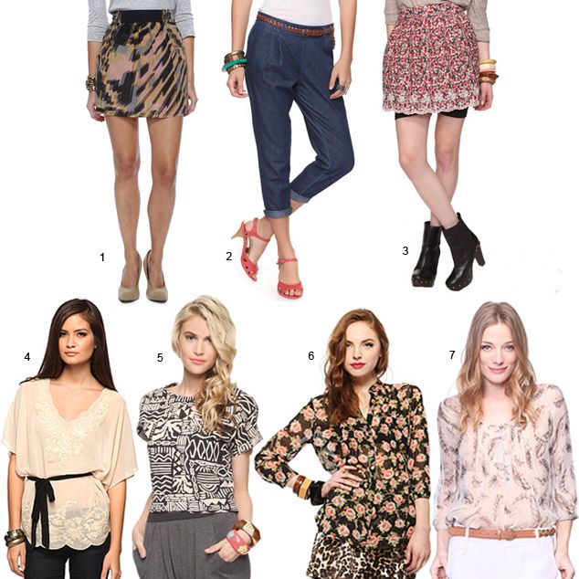 Forever 21 clothing store online