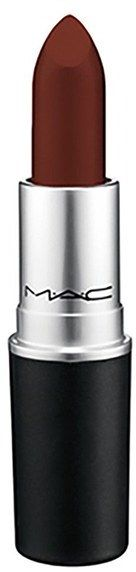 MAC Nude Lipstick - Antique Velvet (M)   Finishes:- A: Amplified Creme. An ultra-creamy, quietly shiny finish that is high-impact and high-res.- C: Cremesheen. A creme-based lipstick that imparts bright, full color with a soft and supple shine.- F: Frost. Excellent color payoff with medium-to-high frosted shimmer-and-shine finish.- L: Lustre. Demi-sheer with a wet-look lustre finish that is very slick and makes your lips look soft, smooth and ultra-moist.- M: Matte. Pigment-rich with intense…