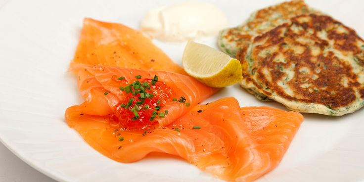 Award-winning chef Shaun Hill shares his chard and dill pancakes recipe, served with smoked salmon. This would be a prefect dish for both breakfast and brunch
