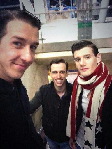 Dieter, Martijn en Terence :)