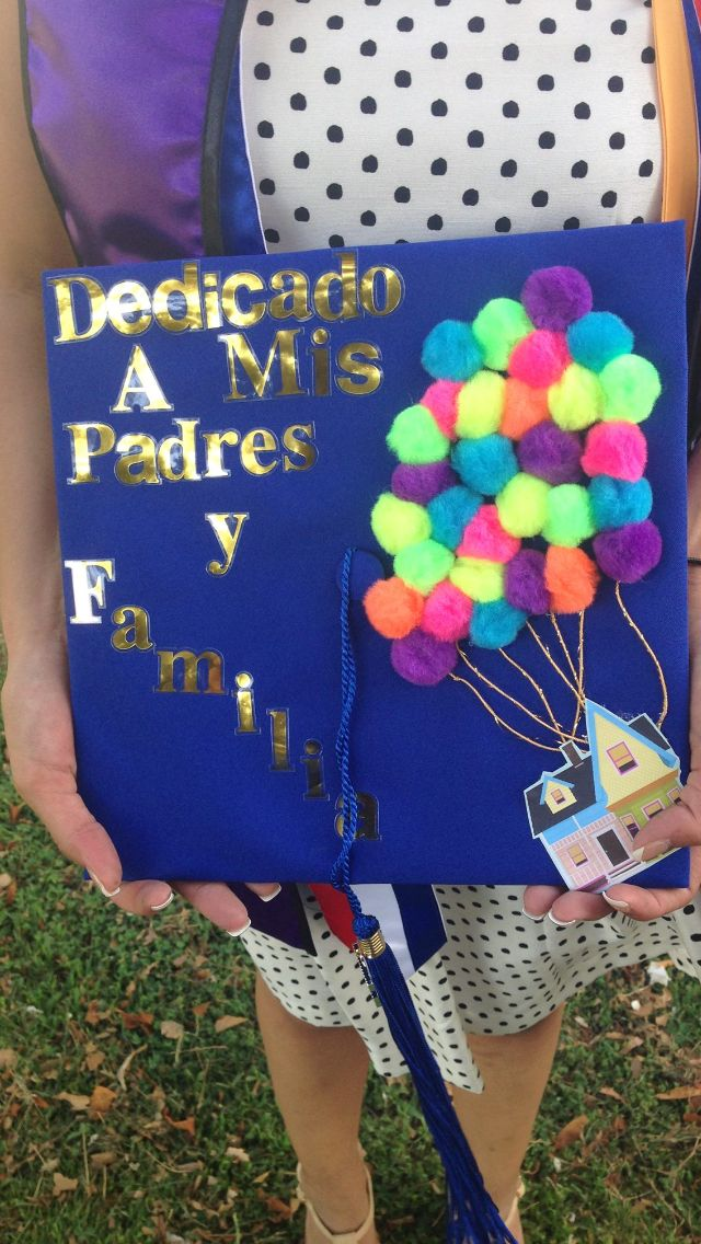 31 best Cap And gown idea images on Pinterest | Decorated graduation ...