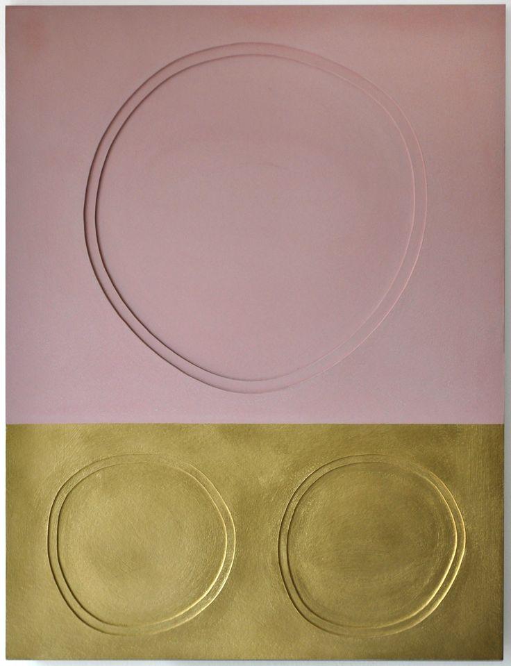 Paul Bik, Composition 13, 100x70cm, 2016 #geometry #symmetry #minimalism #less #abstraction #minimalizm #line #architecture #relief #mediolan #deep #design #painting #passion #love #original #event