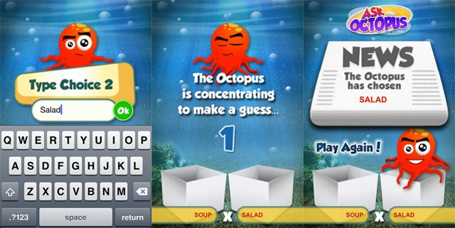 Paul the Octopus | uTouchLabs