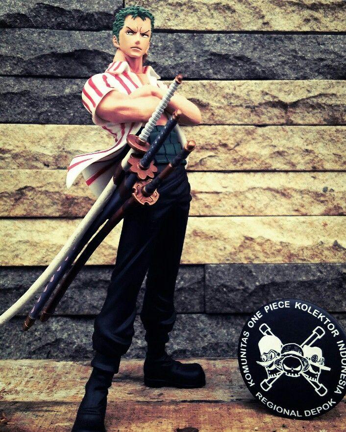 DFX Figure Roronoa Zoro
