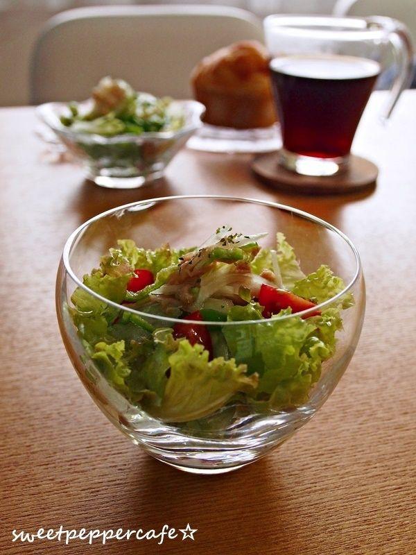 玉ねぎとセロリのデリ風サラダ~♫ by しのはら じゅんこ | レシピ ...