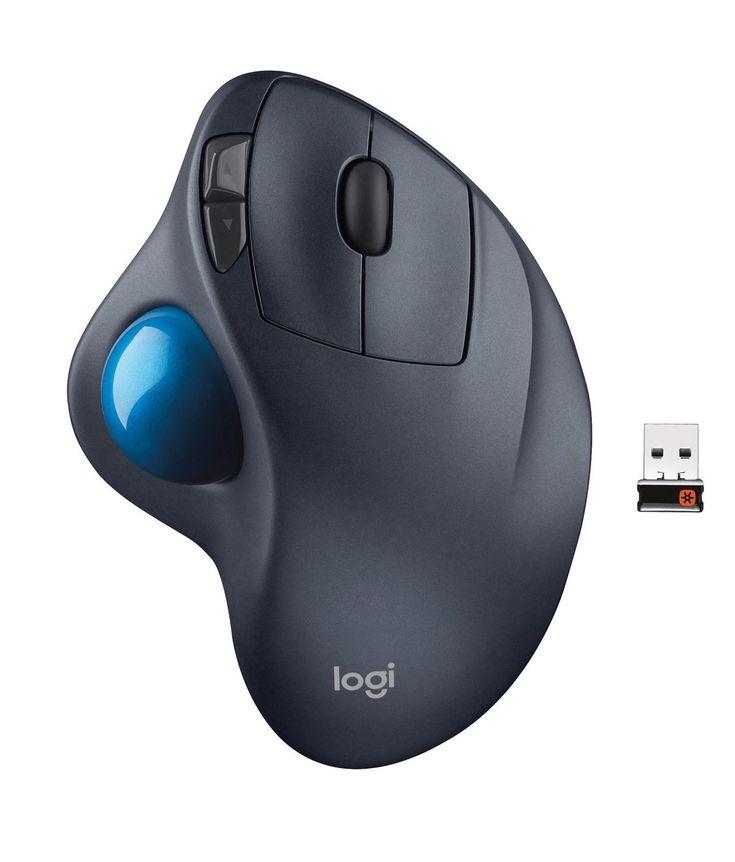 ICYMI: Logitech Wireless Trackball M570 910-001799