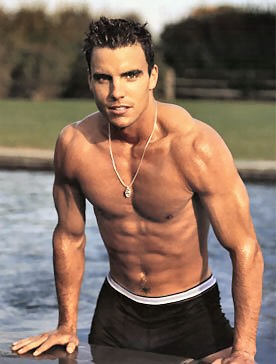 Colin Egglesfield...MARRY ME!