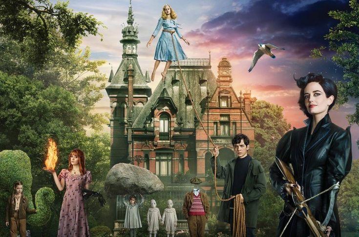 Miss Peregrine y los niños peculiares - Mastrip.net