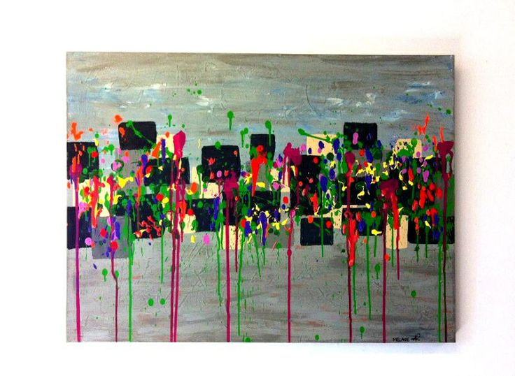 'Not Forgotten' by Melanie Roberts. #Abstract #Modern #Contemporary Art