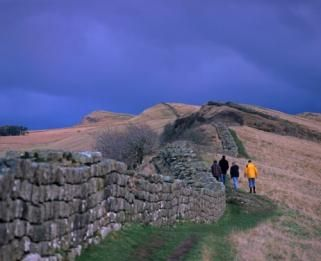 Hadrian's Wall Path - National Trails