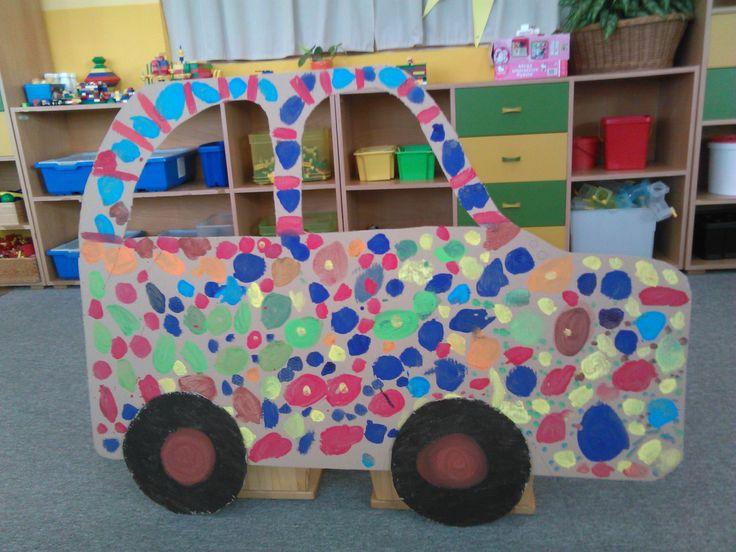 Chlapčenské auto