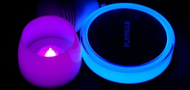 #Giveaway Playbulb Smart Speaker and Lighting « iDG | Best Gaming News Sites