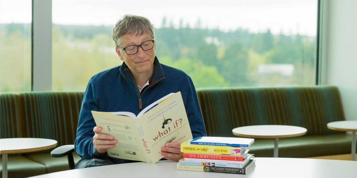 Even as a kid, Bill Gates demonstrated this impotant habit
