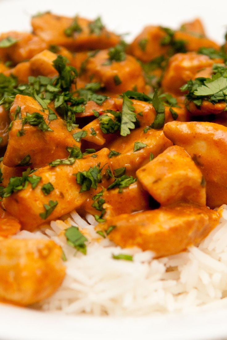 Curry Chicken with Coconut and Peanuts Recipe