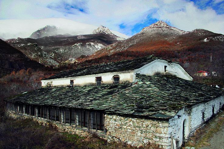 The Agios Dimitrios church in Aetochori - Pella Regional Unit - Greece