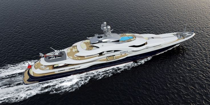 Mega Yachts for Sale | Superyacht Attessa IV – Photo Credit Captain Ted McCumber Washington ...