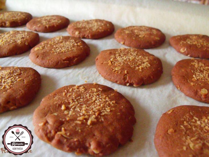 Nutellás kekszek | HahoPihe Konyhája - Receptneked.hu