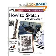 How to sketch with watercolor