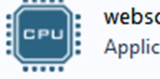 Mengatasi virus Websock.exe yang bikin tinggi CPU Resource