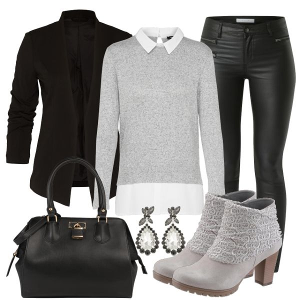 Business Outfits: GreyBusiness bei FrauenOutfits.de