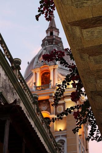 Cartagena de Índias. Colombia.