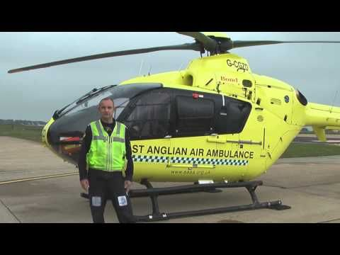 Steve Norris talks about his role as an EAAA pilot