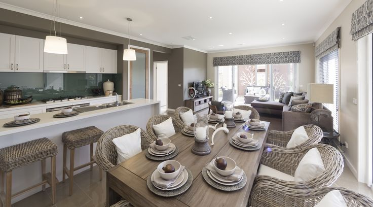 Leon - Simonds Homes #interiordesign #dining