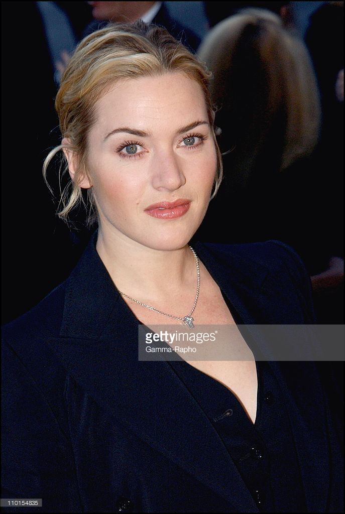 Kate Winslet at the Premiere of 'Enigma' held at Beekman Theatre in... News Photo | Getty Images
