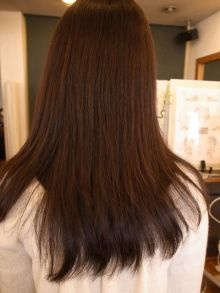 Japanese Straight Perm by Hair Restoration Treatment