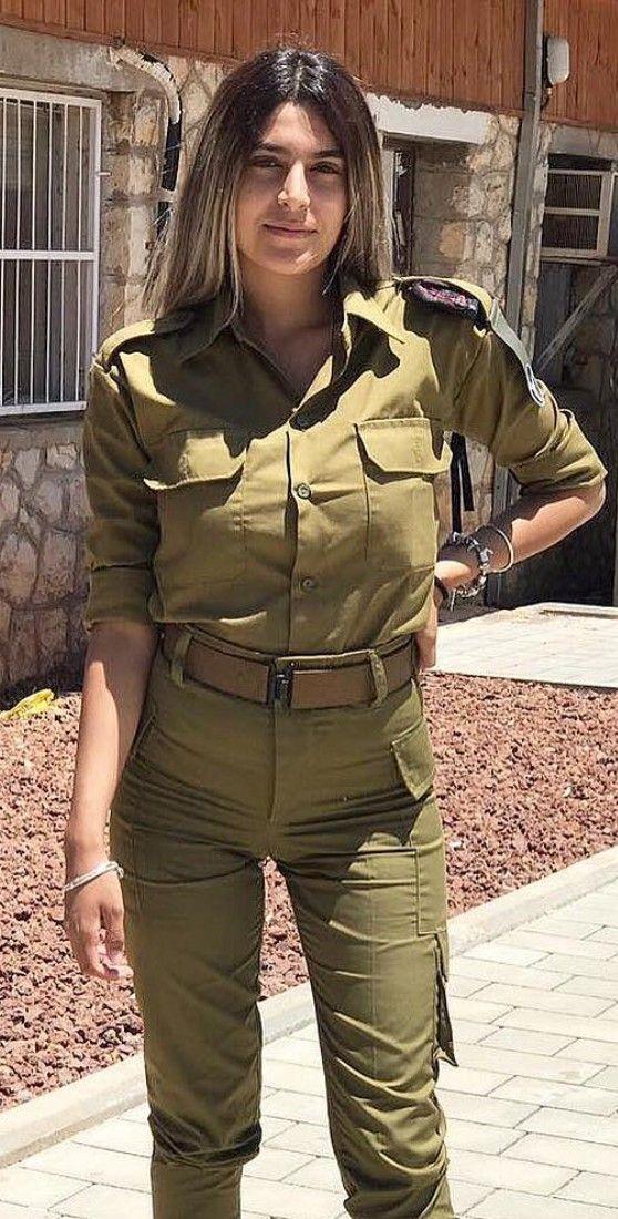 Idf - Israel Defense Forces - Women  Idf Women, Army -8725