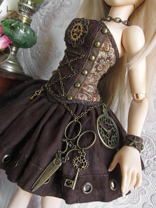 Mystic Dolls: Récap' de quelques tenues...