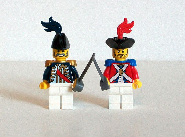 LEGO 10210 Imperial Flagship minifigs Imperial officers | Flickr - Photo Sharing!