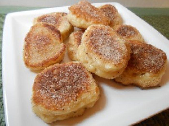 Πίτες με ζάχαρη Αγιάσου