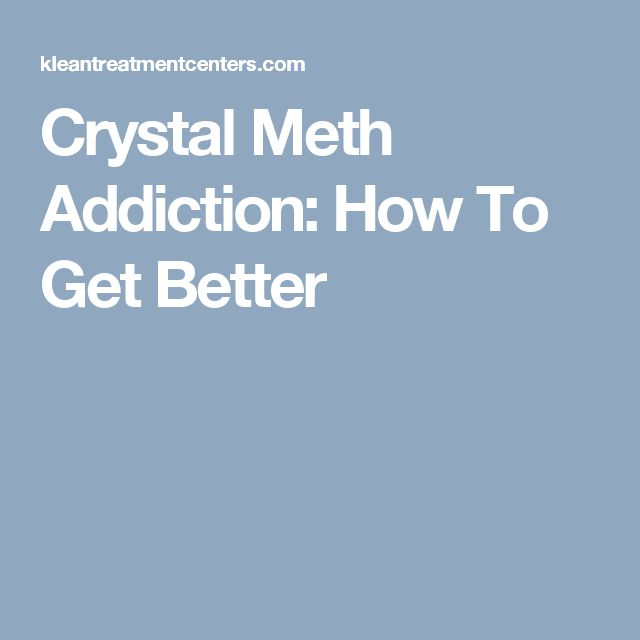 crystal meth addiction What are the warning signs of meth addiction  methamphetamine  hydrochloride, the crystal form inhaled by smoking, is referred to as ice, crystal,  glass, and.