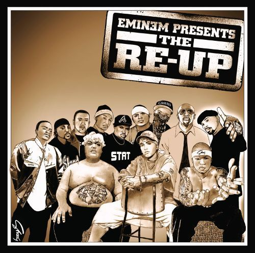 Eminem Presents: The Re-Up [Clean] [CD]
