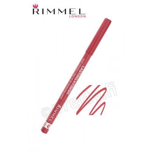 Rimmel Lasting Finish 1000 Kisses Lip Liner Indian Pink huultenrajauskynä 4,90€