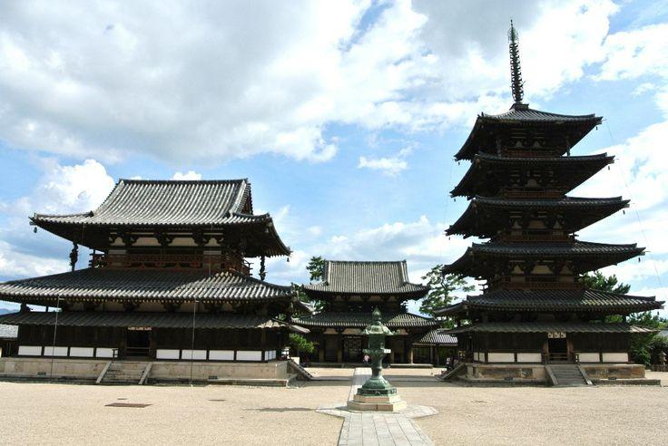 第二十四番「法隆寺」(奈良)