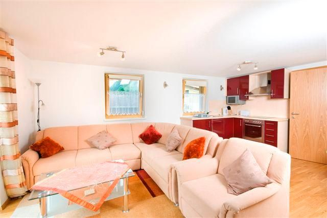 1 Bedroom Apartment in Bramberg am Wildkogel to rent from £348 pw. With balcony/terrace, TV and DVD.