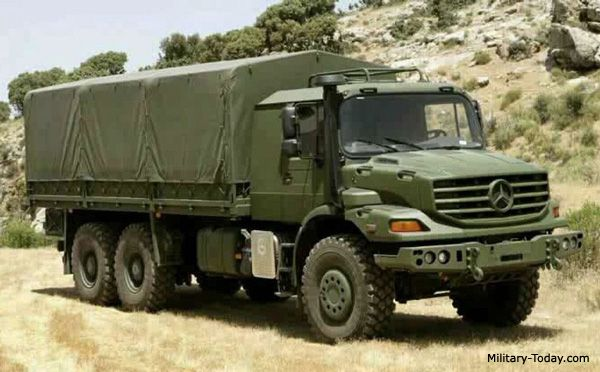 454 best truck images on pinterest for Mercedes benz military vehicles