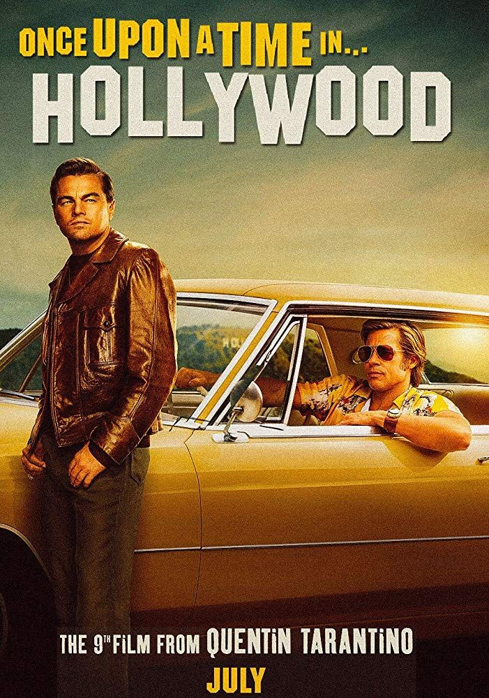 123movies Hd Watch Once Upon A Time In Hollywood 2019