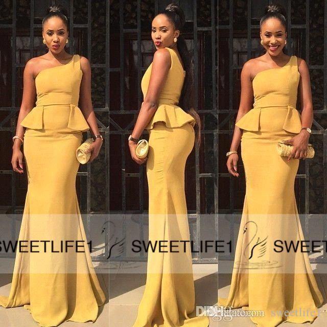 Modelo De Vestido De Formatura 2016 New Sereia Vestidos Tradicional Africano…