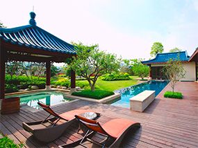 5 nights at the 6-Star Imperial Springs in Conghua, China