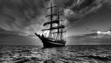 Tumma taustakuva 275 Sailing Ship Art kuvat Taustat