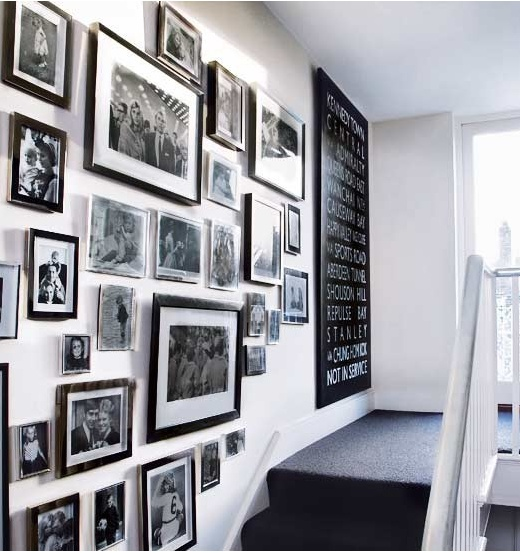 18 best HOME & LIFESTYLE - Black and White Photo Frames images on ...