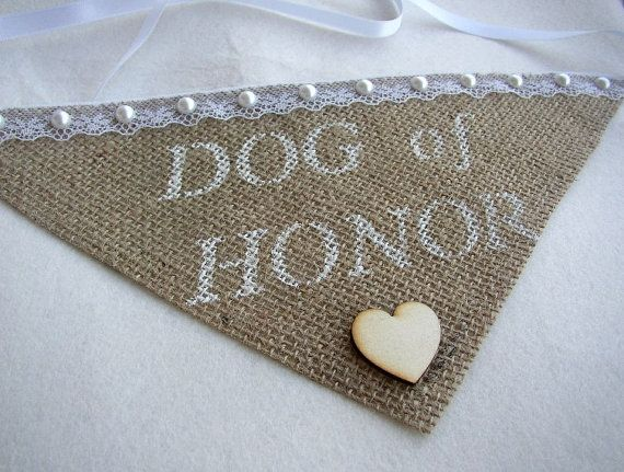 Hond van eer kraag beste reu ik ook jute hond door FloroMondo